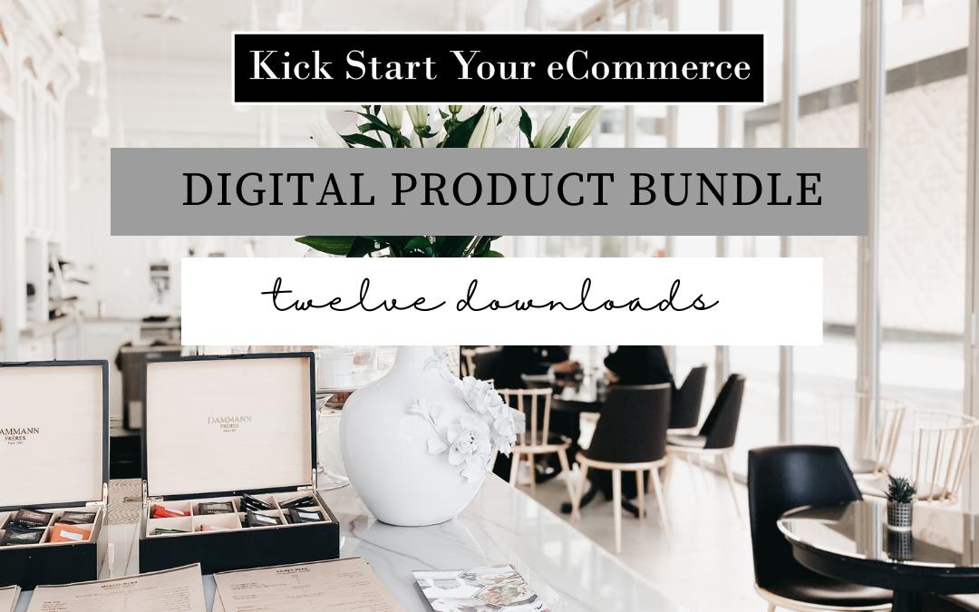 Digital Product Bundle